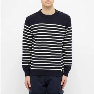Armor-Lux Molene Sailor Knit Sweater